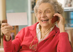 Senior telemarketing lists in USA